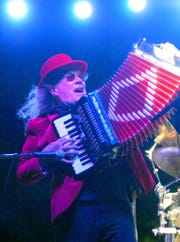 Brave Combo will bring their polka world music madness the the Royal Theater in Archer City at 8 p.m. Friday, March 30. Doors open at 6:30 p.m.