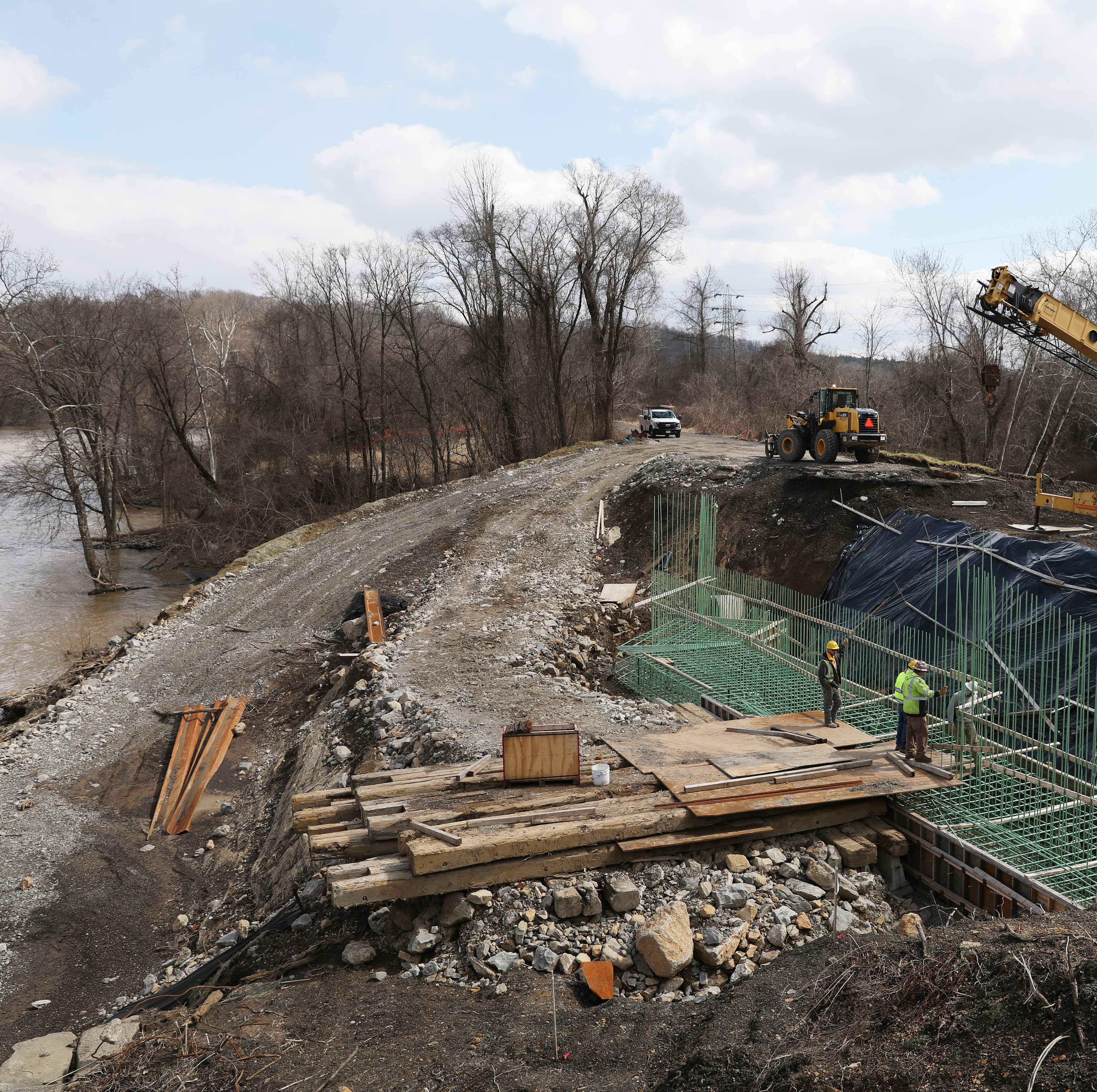 Philo Bridge, road repaving top list of local 2019 ODOT projects