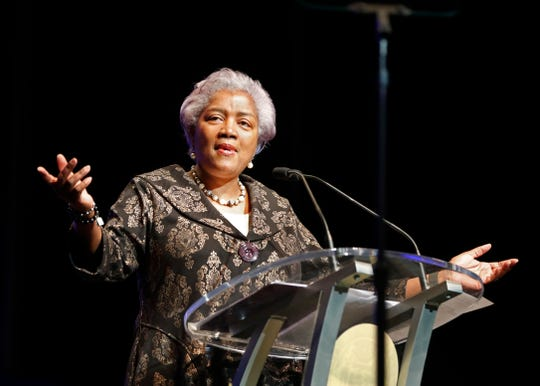 Fox News hires former DNC chief Donna Brazile as political contributor