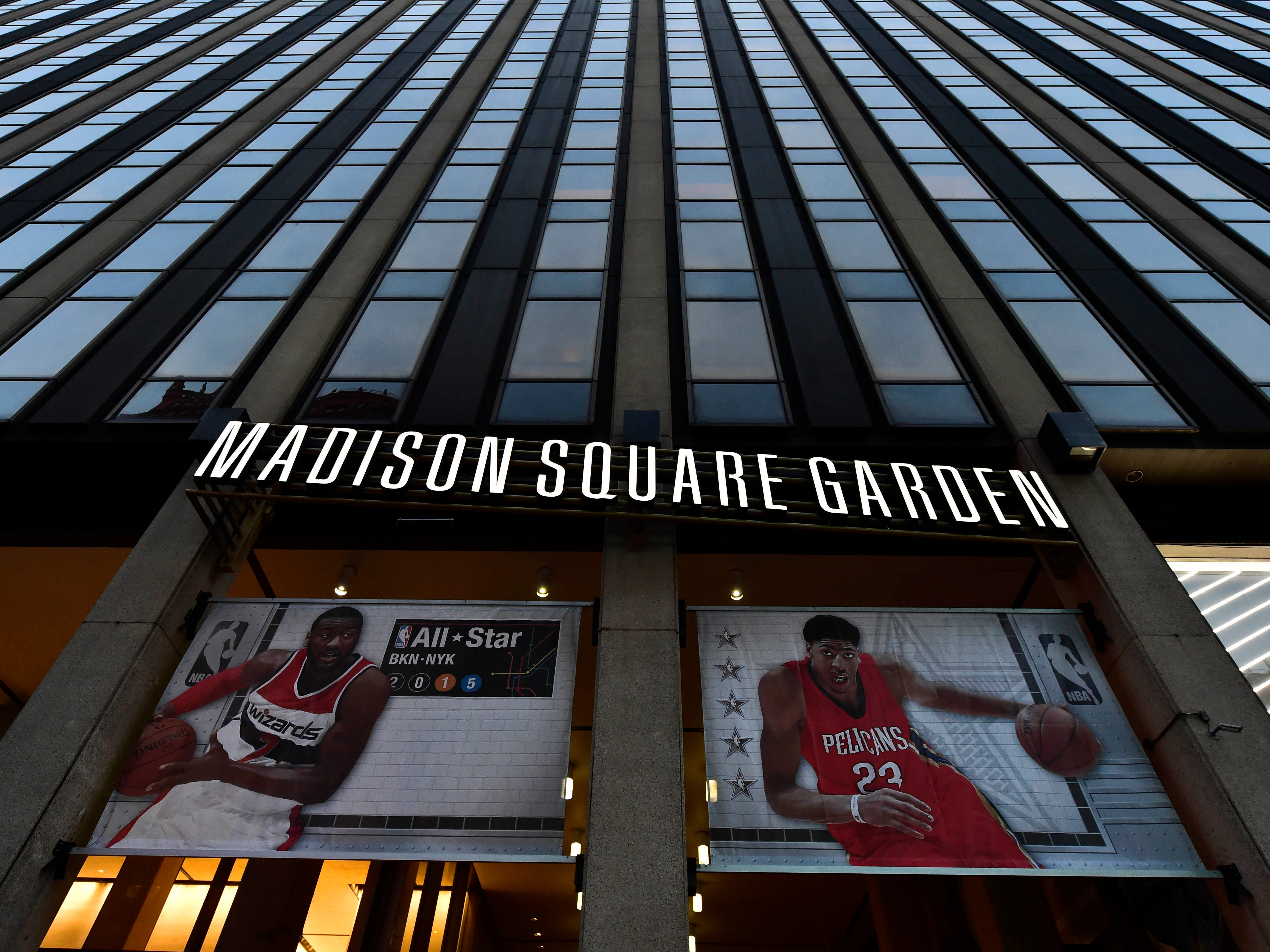 No. 11: Madison Square Garden in New York City.