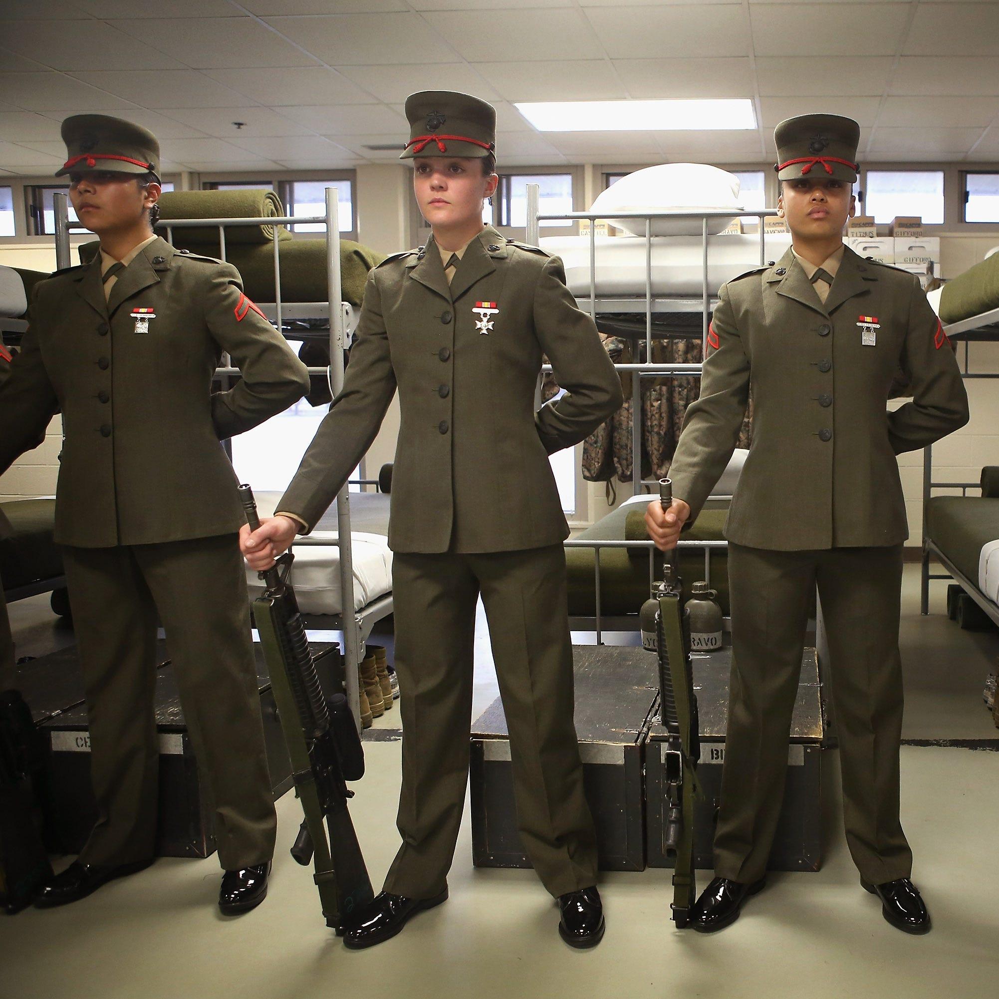 Marine veteran: There is no military need to draft women