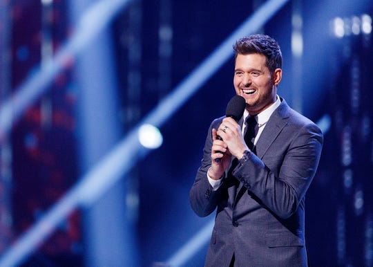 An Evening With Michael Bublé at Heritage Bank Center has been postponed.