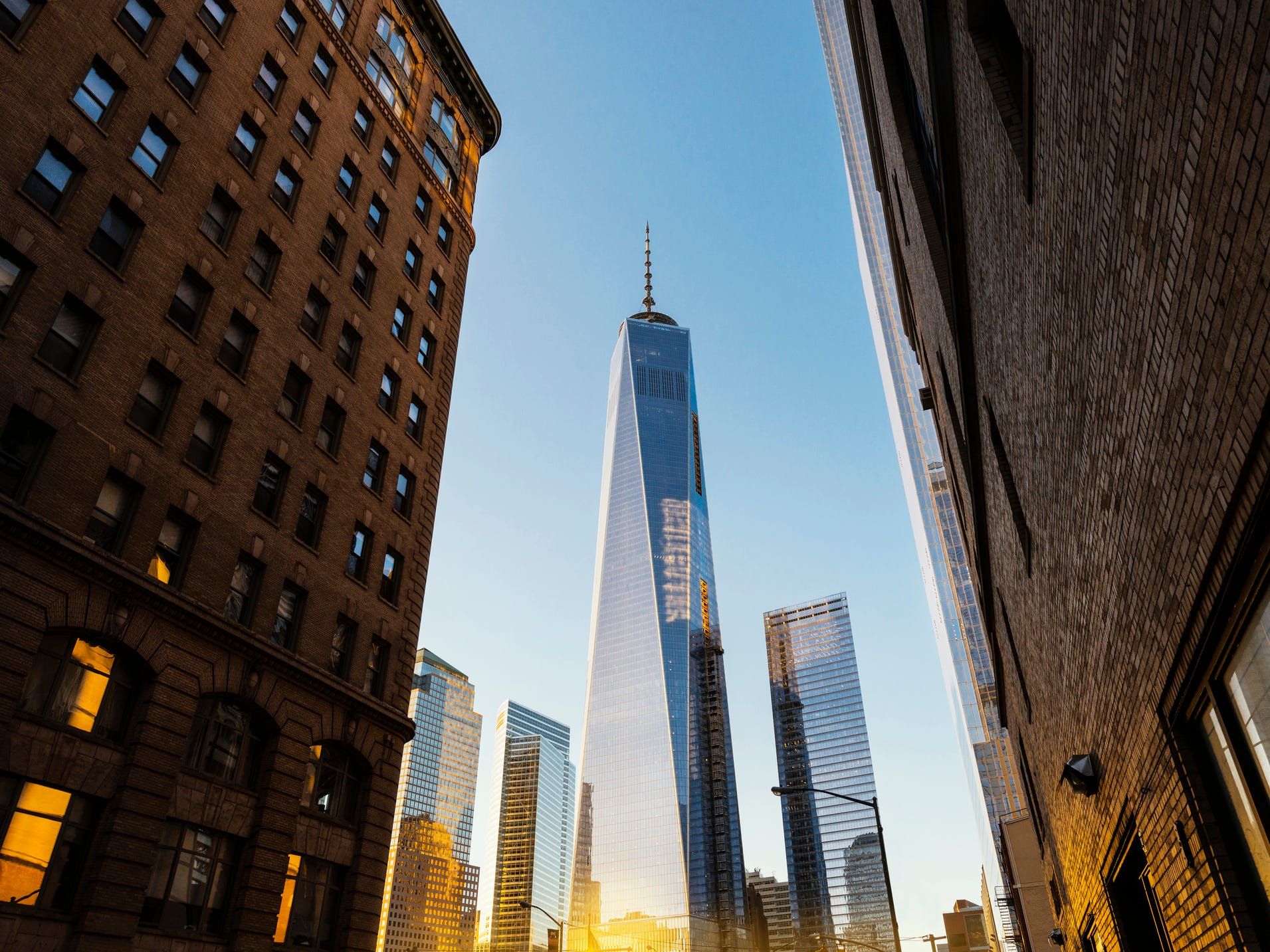 No. 25: One World Trade Center in New York City.