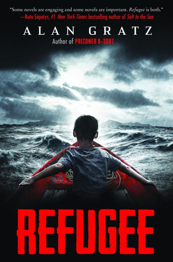 """Refugee"" is about three young people separated by oceans and time but all looking for refuge."