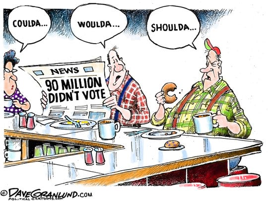 Voters and apathy