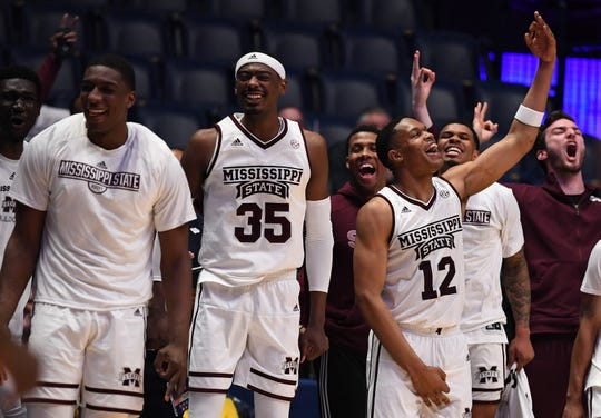 Mississippi State (23-10), No. 5 seed in East, at-large bid out of the Southeastern Conference