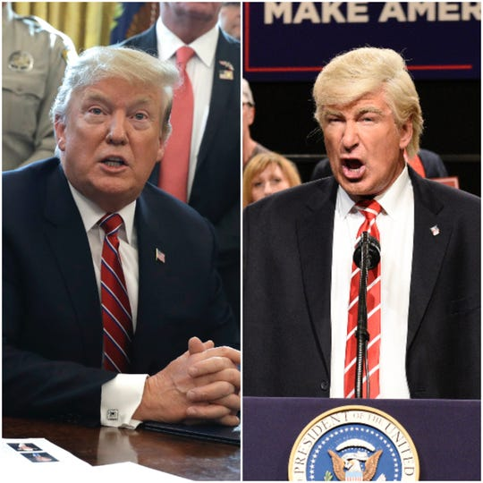 "President Trump is again calling for a federal probe in to ""Saturday Night Live"" by the Federal Communications Commission or Federal Election Commission over the comedy show's treatment of him."