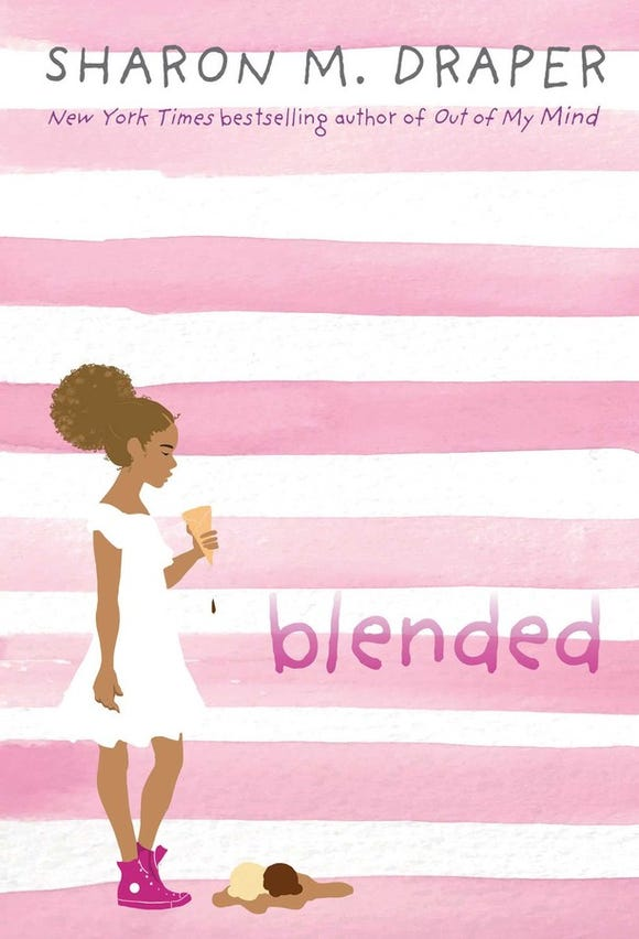 """""""Blended"""" features 11-year-old Isabella, whose father is black and mother is white."""