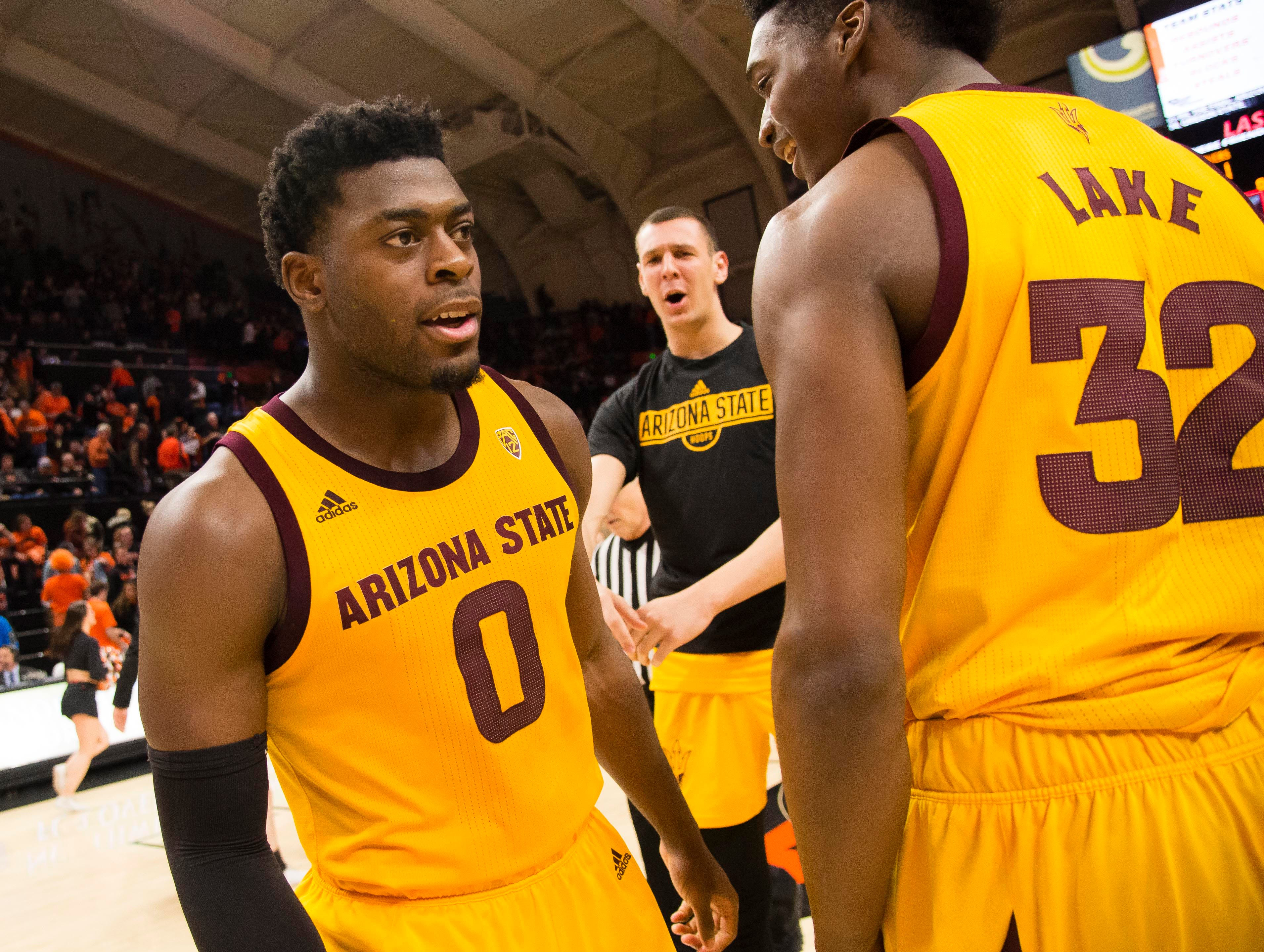 Arizona State (22-10), No. 11 seed - First Four game - in West, at-large bid out of Pac-12 Conference.