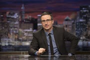 """Last Week Tonight"" host John Oliver"