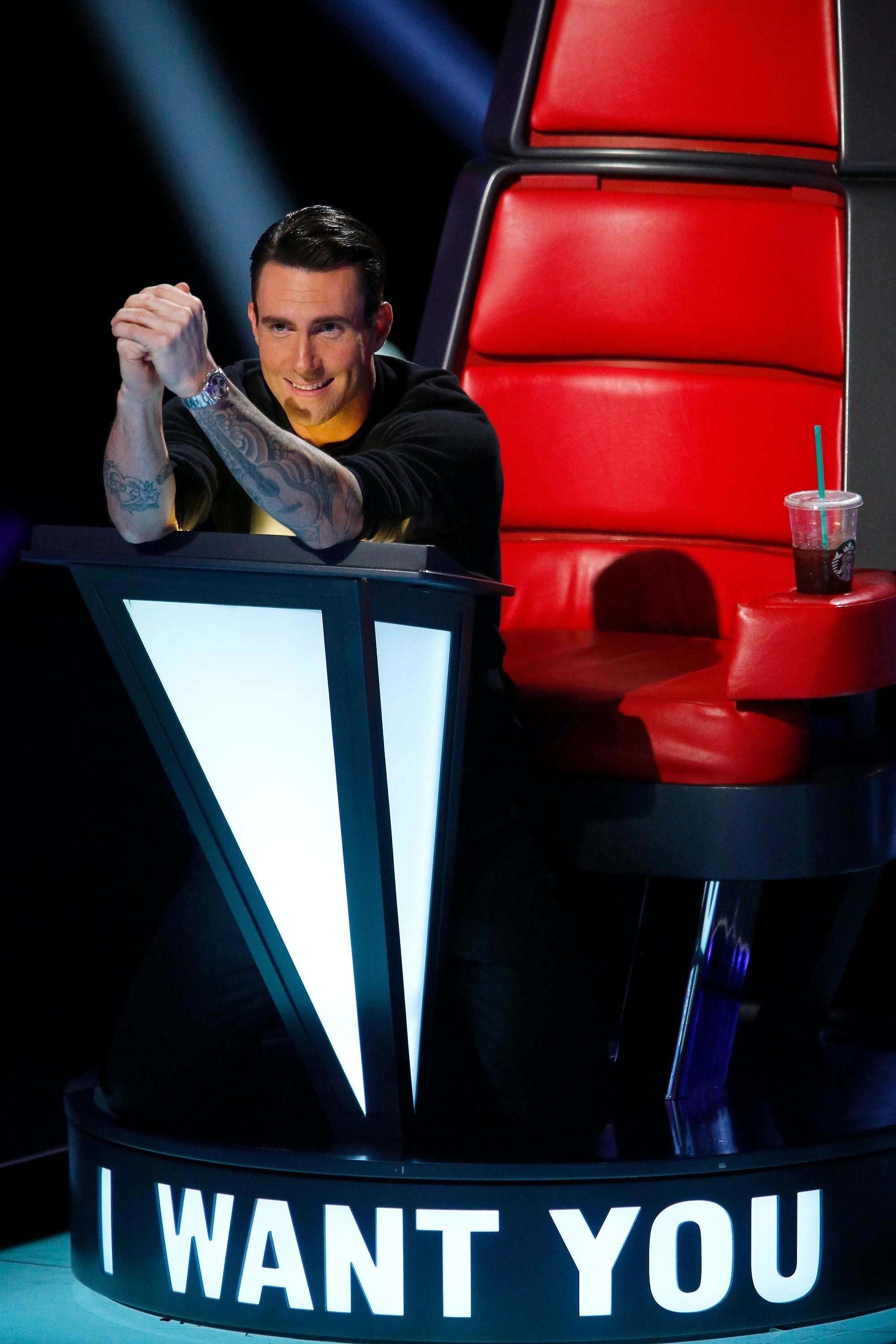 'The Voice': Adam Levine lands four-chair-turn on his birthday during final blind auditions