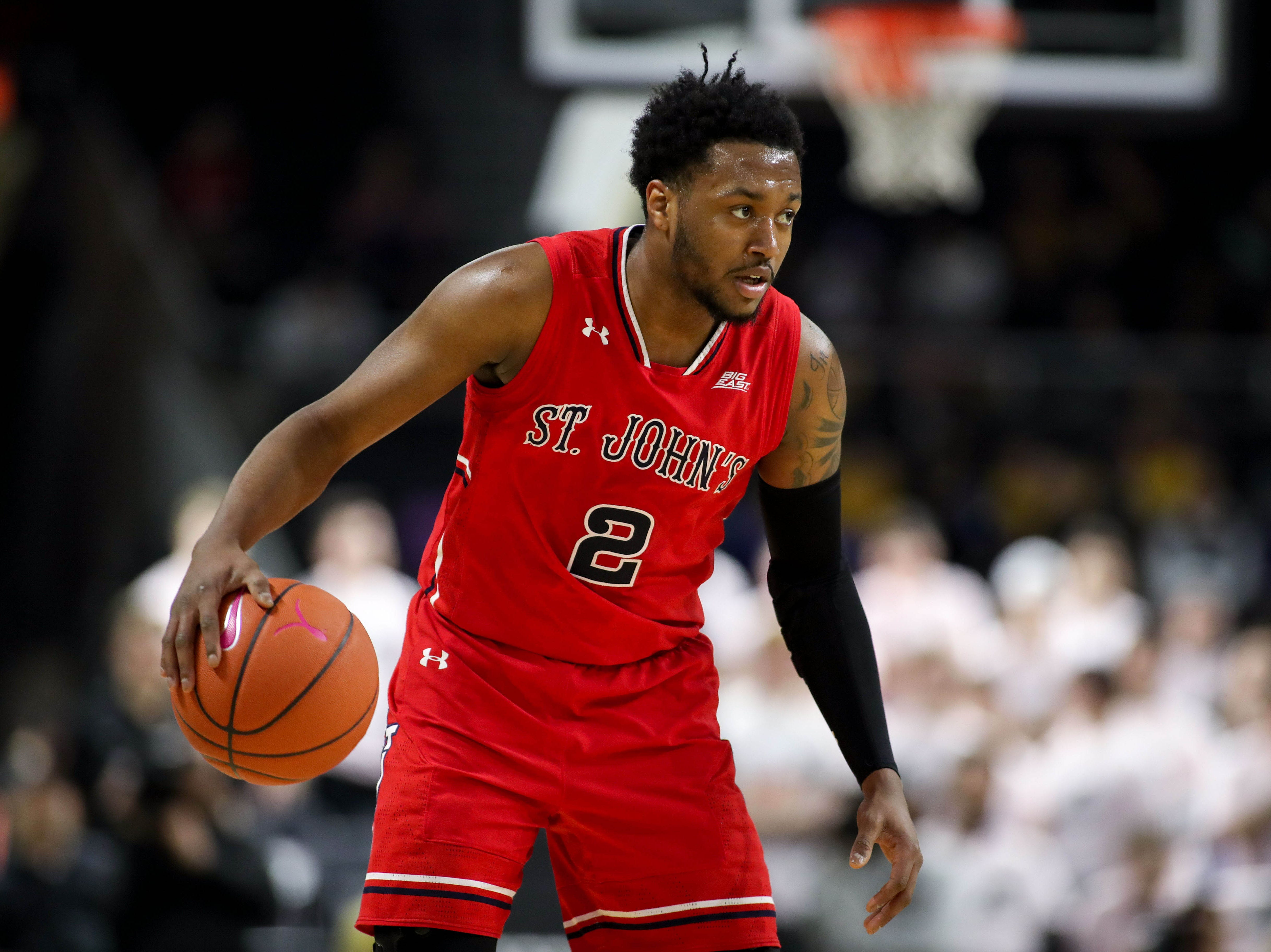 St. John's (21-12), No. 11 seed - First Four game - in West, at-large bid out of Big East Conference