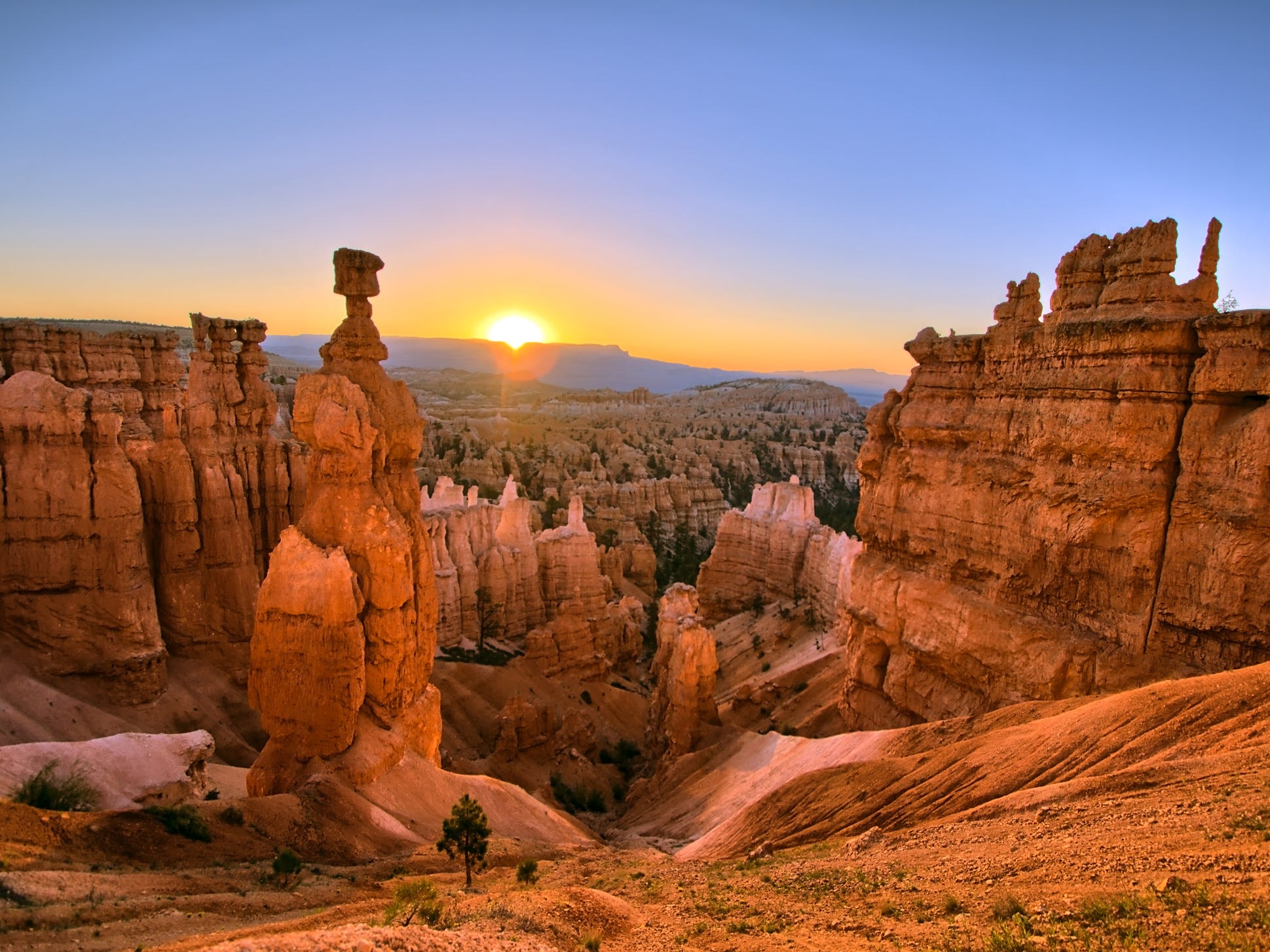 No. 43: Bryce Canyon National Park in Utah.