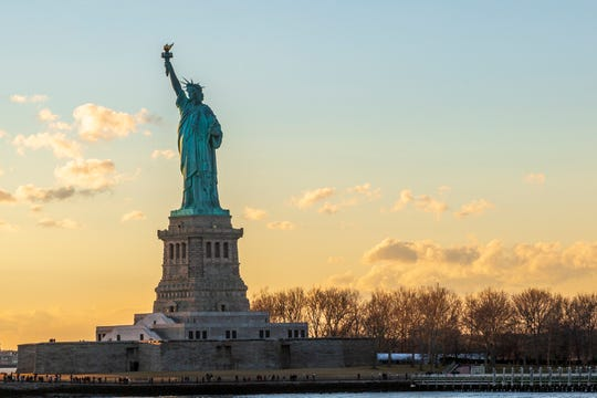 Statue of Liberty to restrict commercial tours as new museum opens