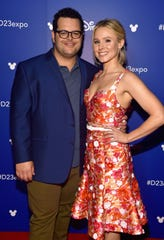 "Josh Gad and Kristen Bell, who showed off their voices in ""Frozen,"" will be reunited for the animated series ""Central Park."""