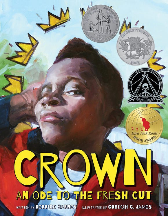 """Crown,"" a salute to raw self-assured humanity of black boys and how they see themselves when they approve of what they see in the mirror."