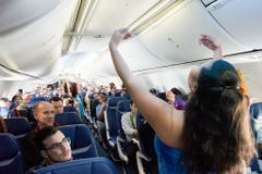 Southwest Airlines celebrated its inaugural Hawaiian flight from Oakland, California, to Honolulu, with a blessing, hula dancers and more.