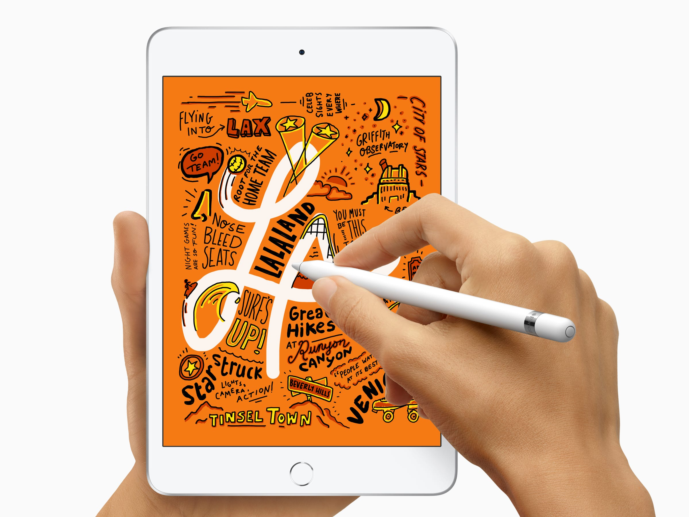 Apple launches new iPad Air, gives iPad Mini a refresh one week before streaming event