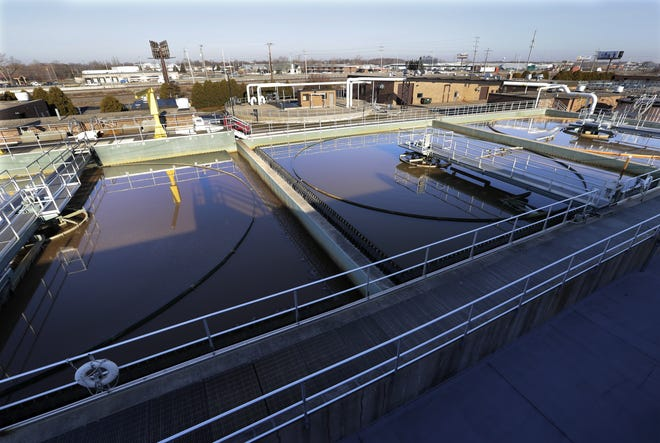 Millions of dollars have been invested in the Fox West Regional Wastewater Treatment Plant in Fox Crossing, in part to serve growth areas to the north and west.