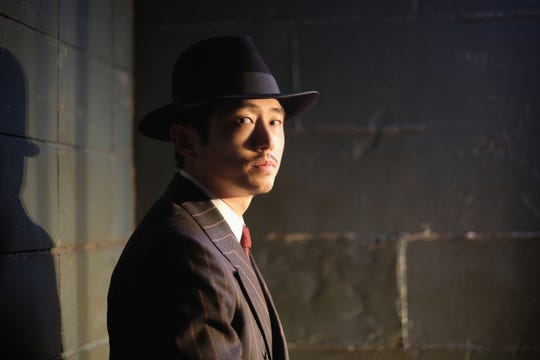 """Steven Yeun as The Traveler in """"The Traveler,"""" an episode of the CBS All Access series """"The Twilight Zone."""""""