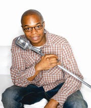 Comedian Kyle Grooms of Perth Amboy