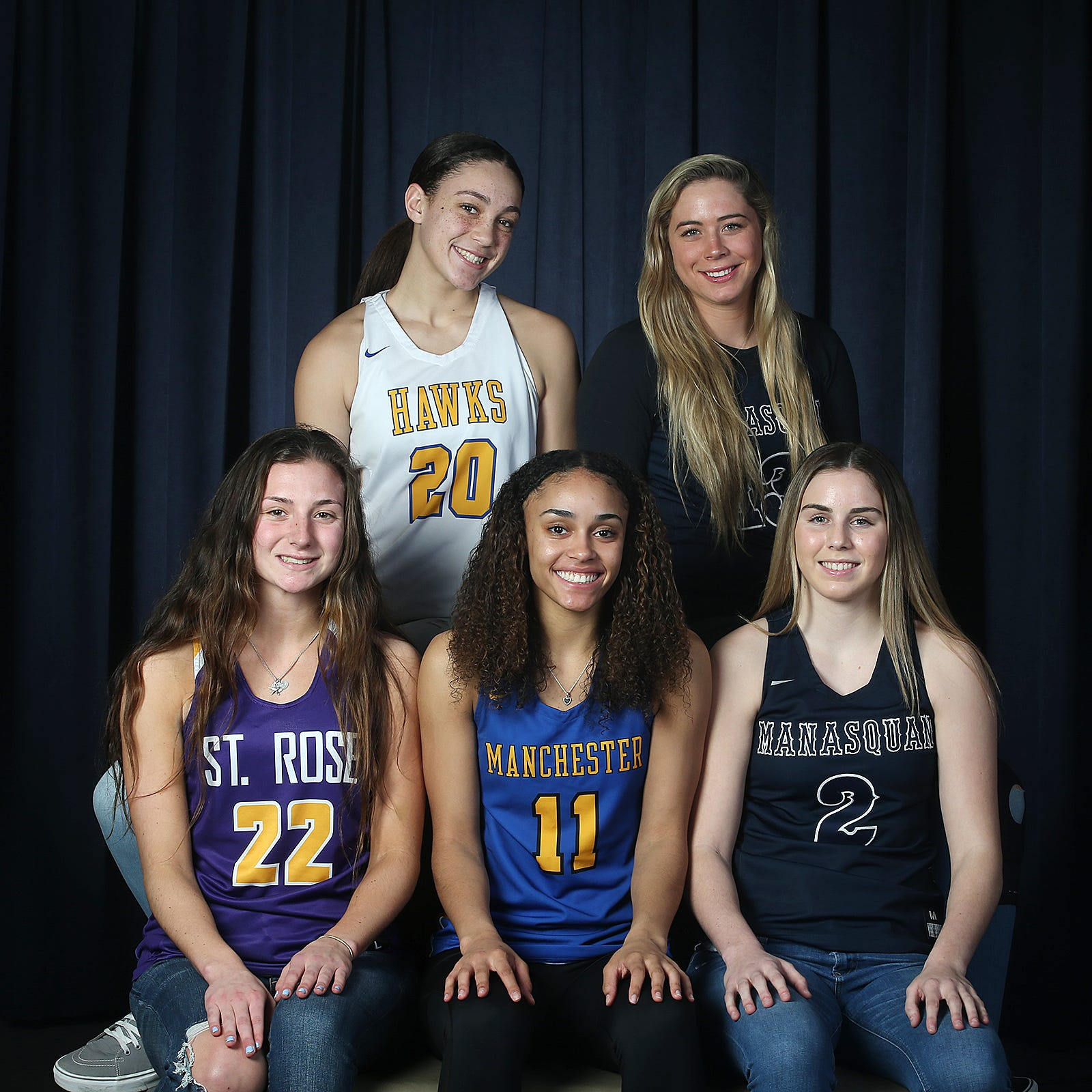 NJ girls hoops: Meet the 2019 All-Shore teams