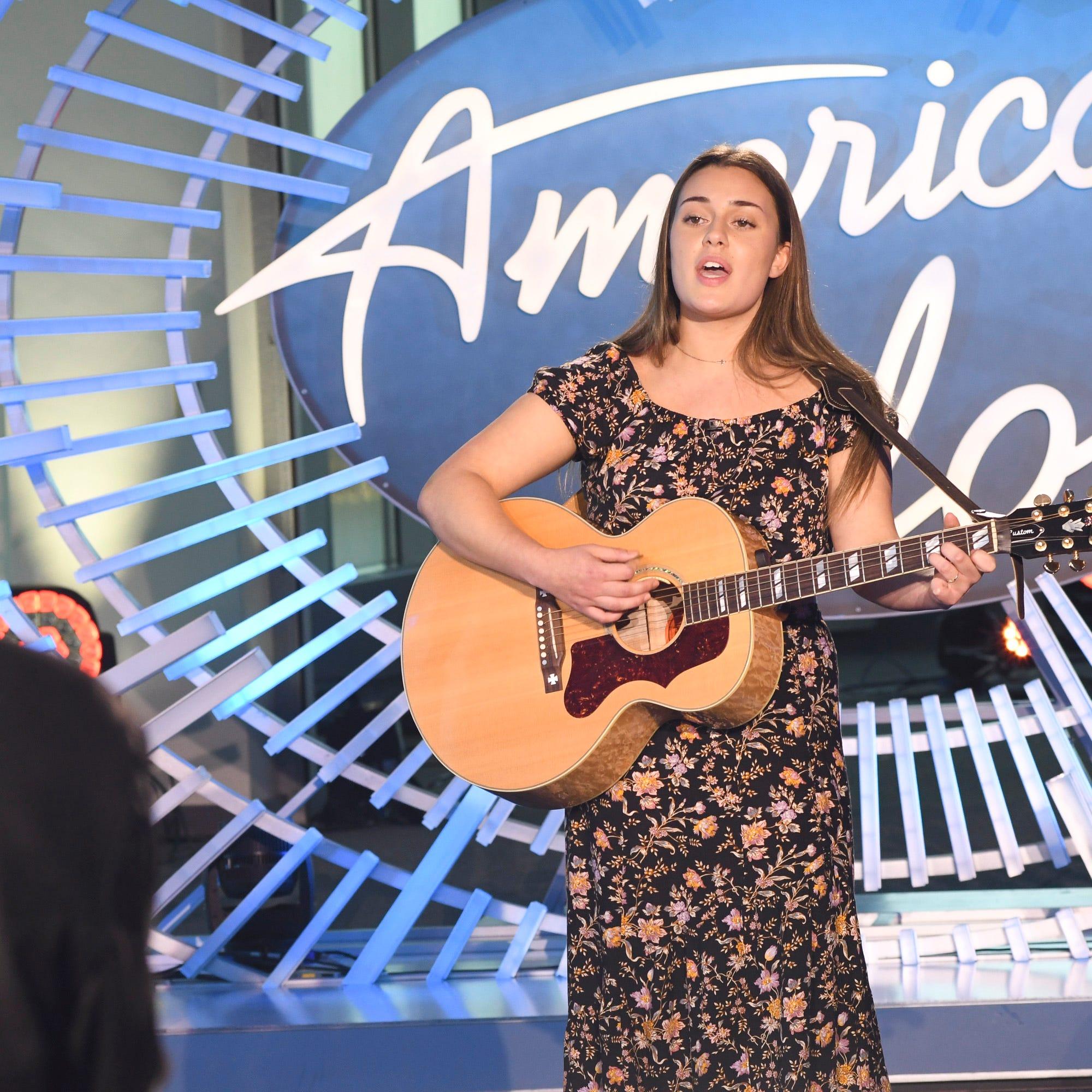 American Idol: Sydney Sherwood of Marlboro's going to Hollywood