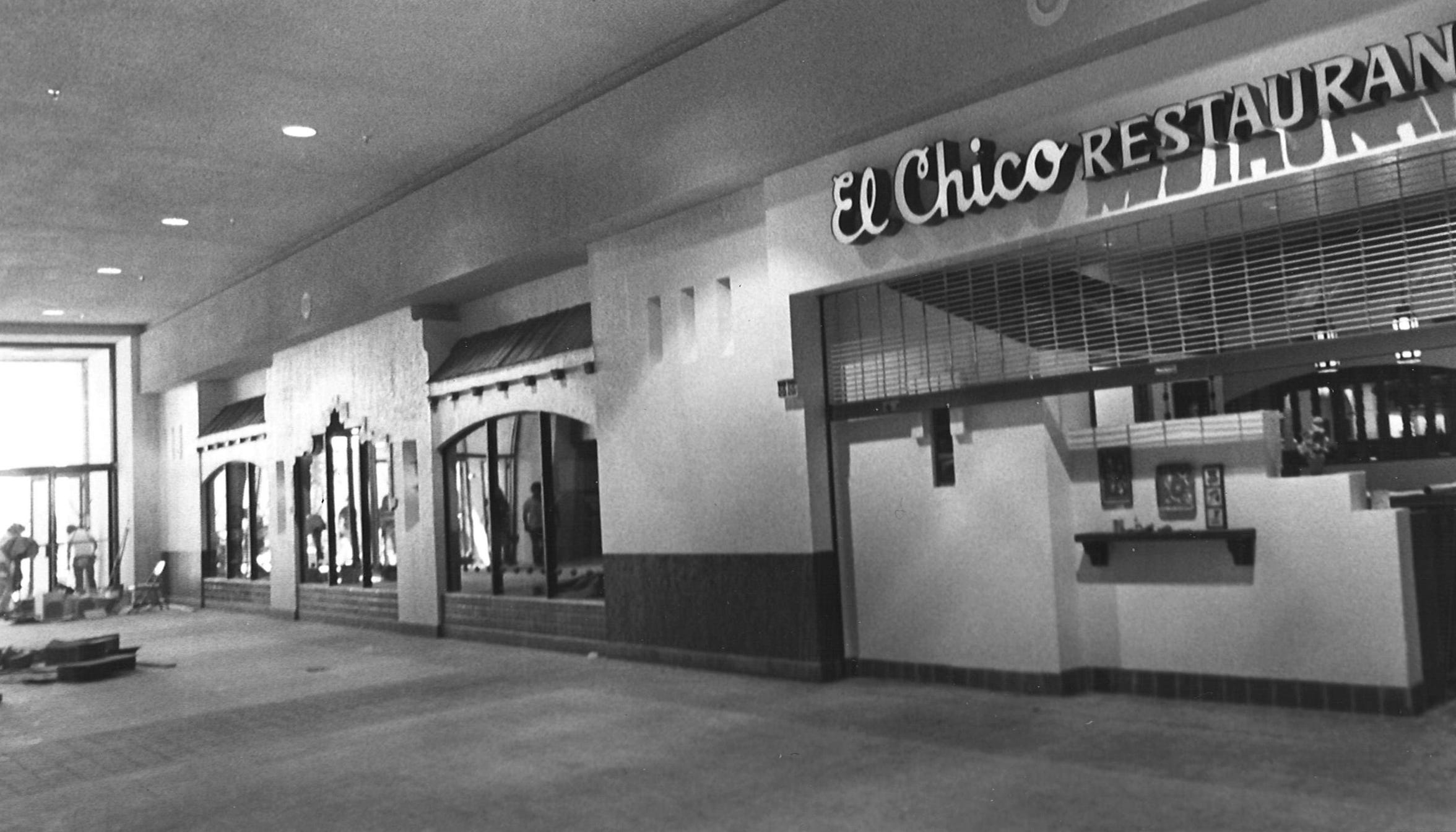 El Chico's has maintained its same location at the Mall of Abilene for 40 years.