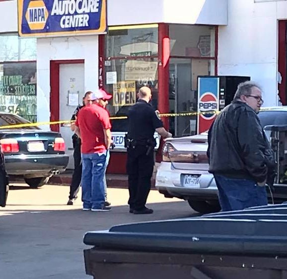 Man shoots self at north Abilene automotive repair shop
