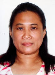 """Dolores """"Doris"""" Yigal, born in the Philippines. Dolores was  killed in the shooting at the American Civic Association."""