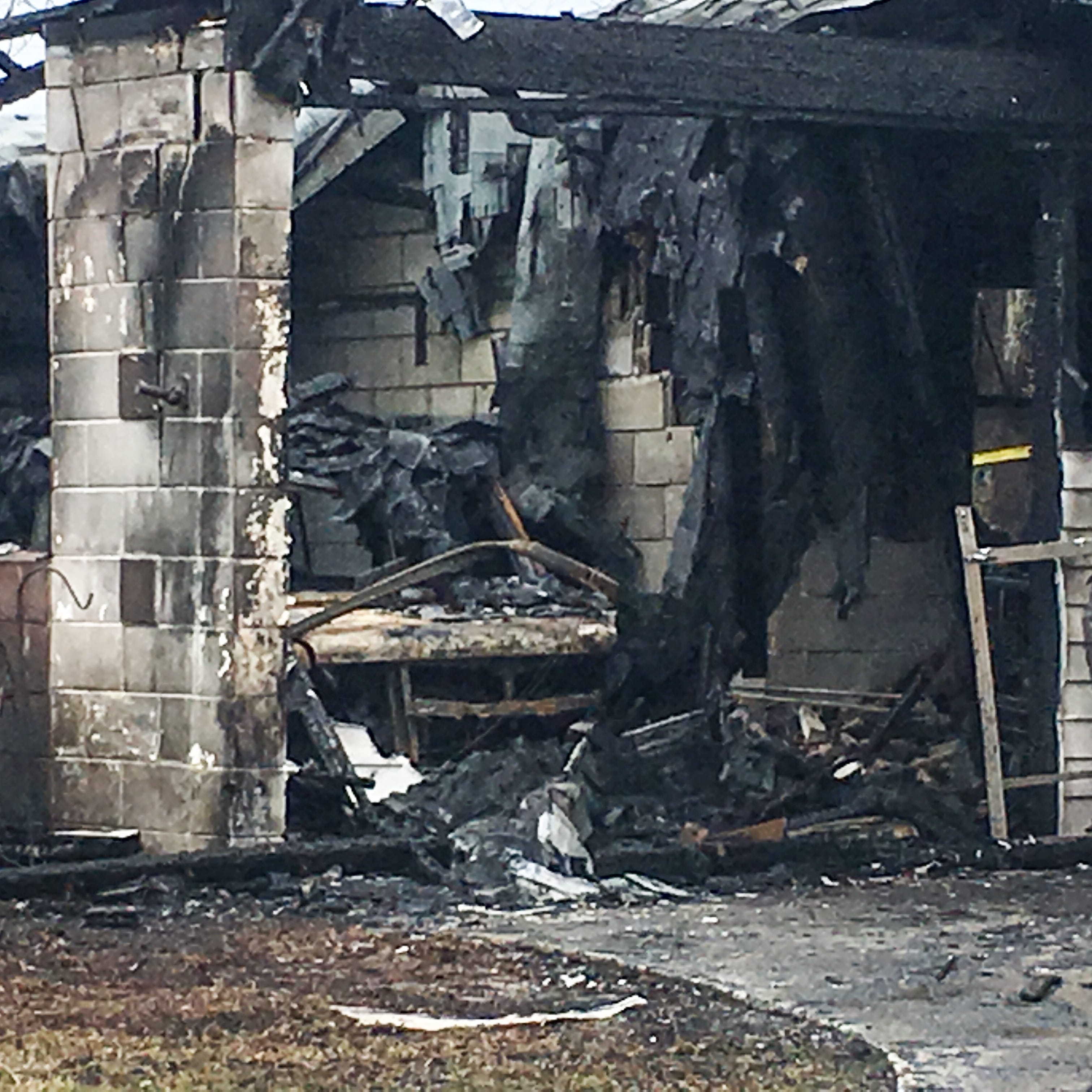 6 people displaced, 2 pets killed after fire destroys Rockledge home