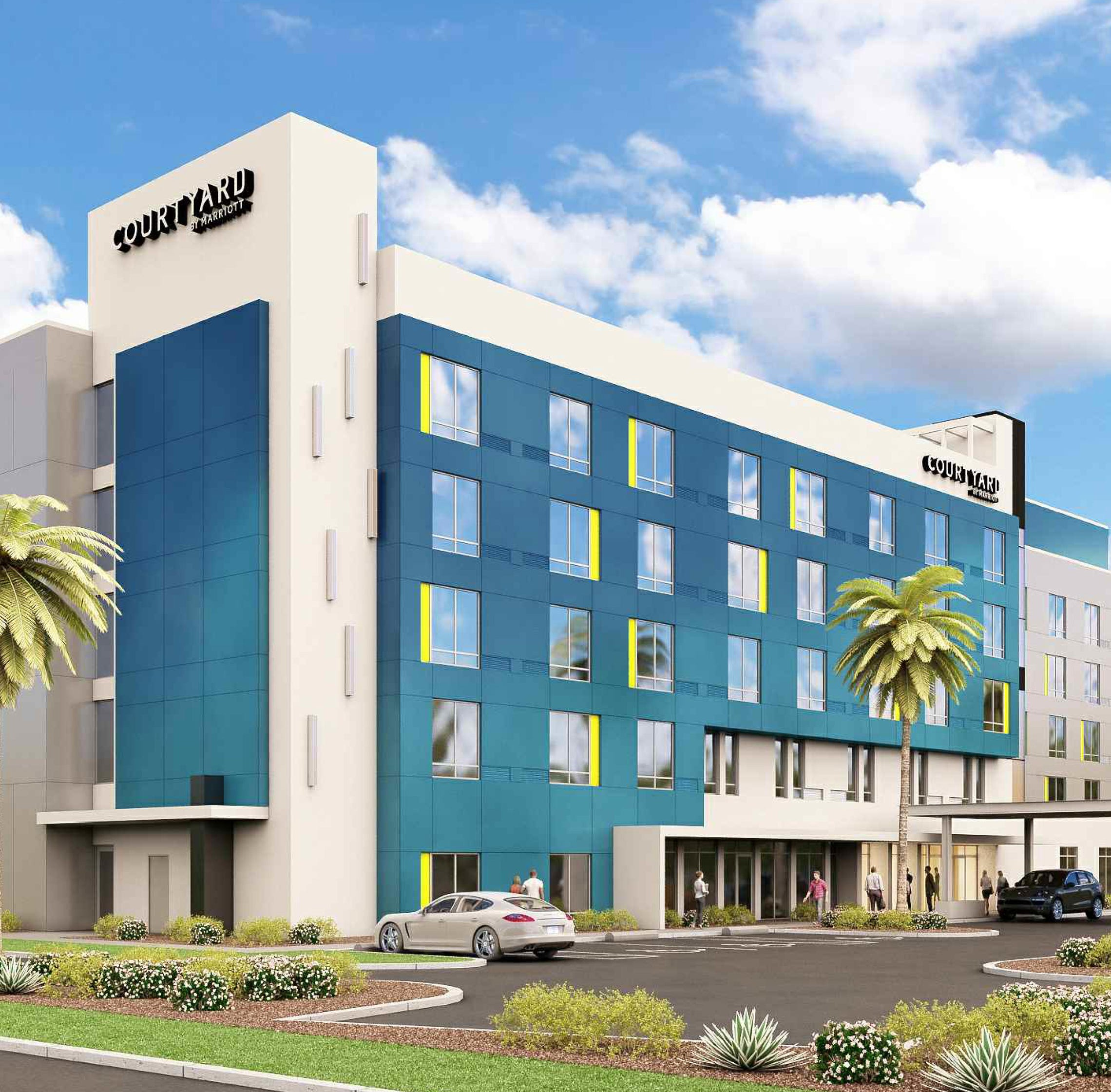 New hotel overlooking Kennedy Space Center to rise in Titusville