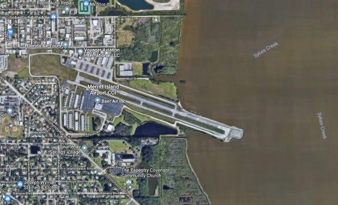 Merritt Island Airport