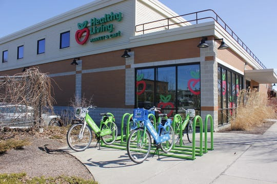 Healthy Living Market & Cafe in South Burlington.