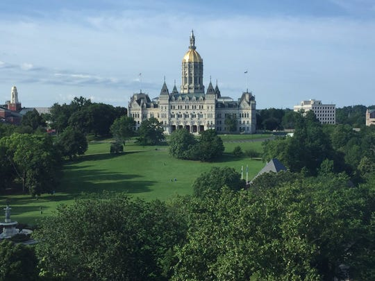 Hartford is the state capital of Connecticut with a population of more than 123,000 people.