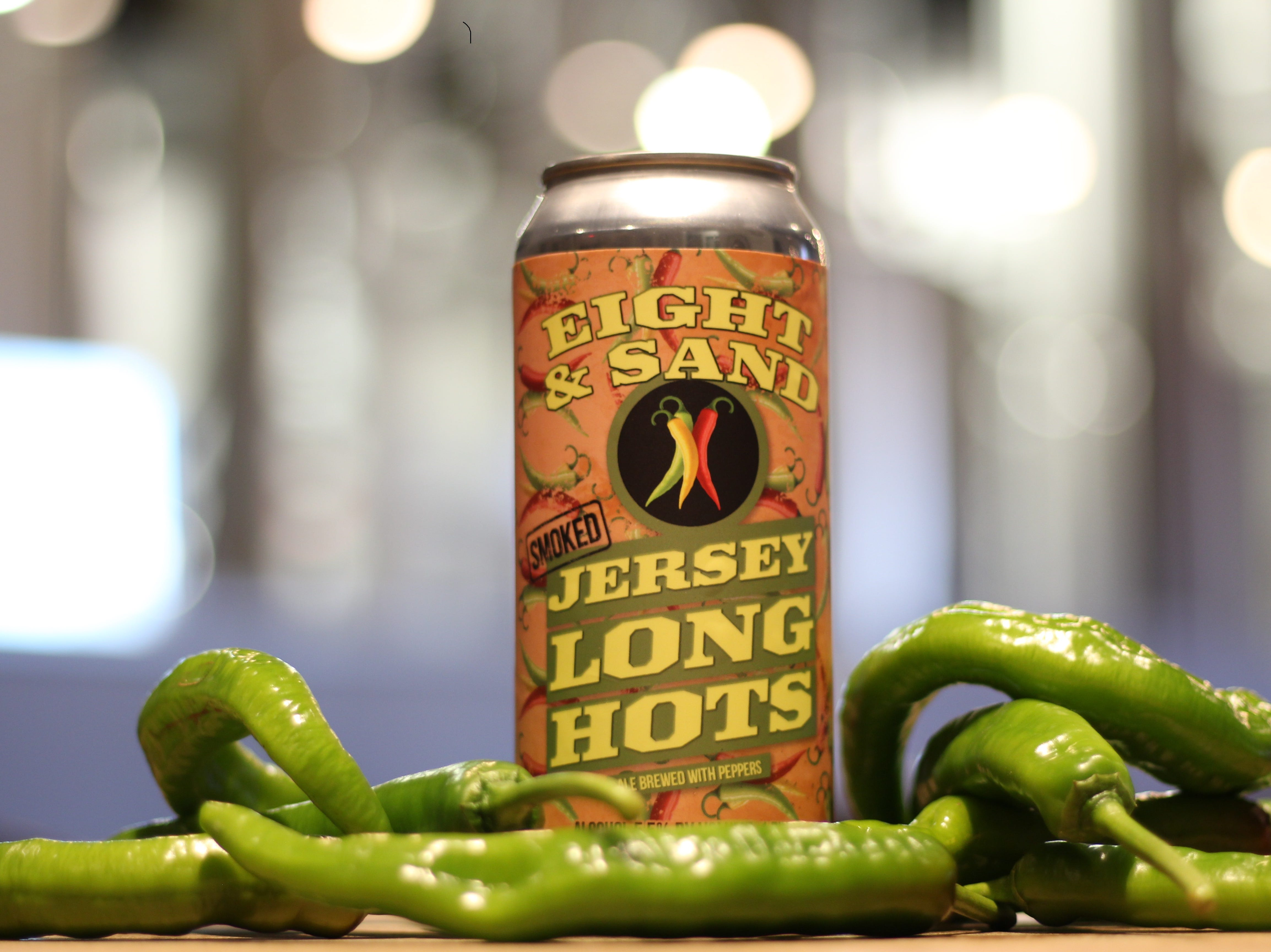New Jersey brewery: 'Kielbasa' beer? Eight & Sand Brewing's got it to go