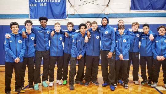 Wildwood Catholic is the Courier Post boys basketball Team of the Year.