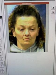 Brooklawn police say this woman is wanted for questioning.