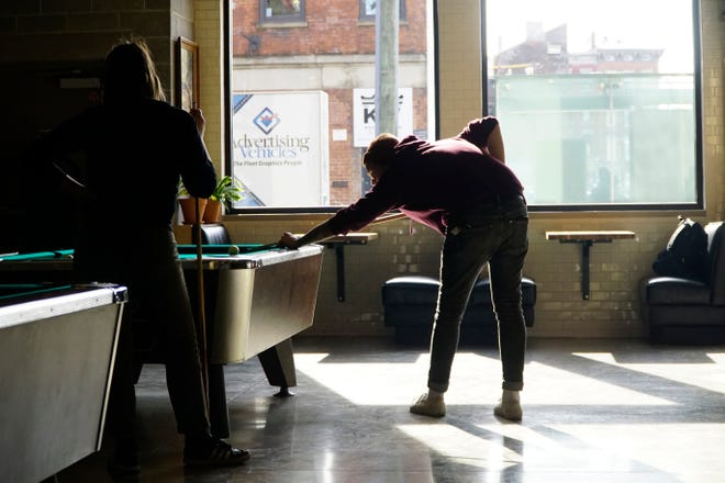 Dance floors, billiard tables and other coin-operated games have been allowed to reopen in Ohio.