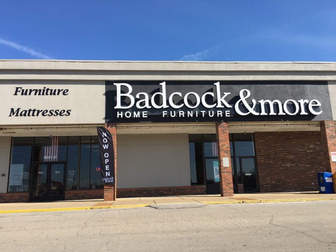 Badcock Home Furniture and More is opening a new store at 1947 Madison St.in the Tradewinds South shopping center.