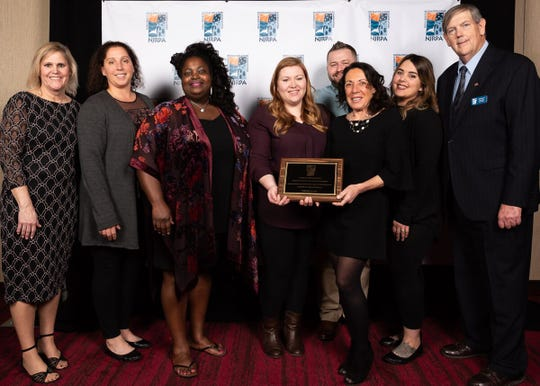 North Brunswick Parks, Recreation & Community Servicesrecently received theNJRPA Agency Showcase Award.