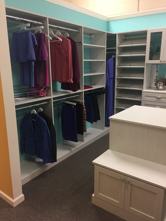 "Everybody likes a little luxury. So, Sophisticated Storage Solutions decided to go out all for its 18th Anniversary and will unveil their newest creation — a ""Bling"" closet complete with Swarovski crystal knobs and drawer pulls. The closet, swathed in elegant Tiffany blue, will be revealed at special event at the Chimney Rock Road location on Saturday, March 23."