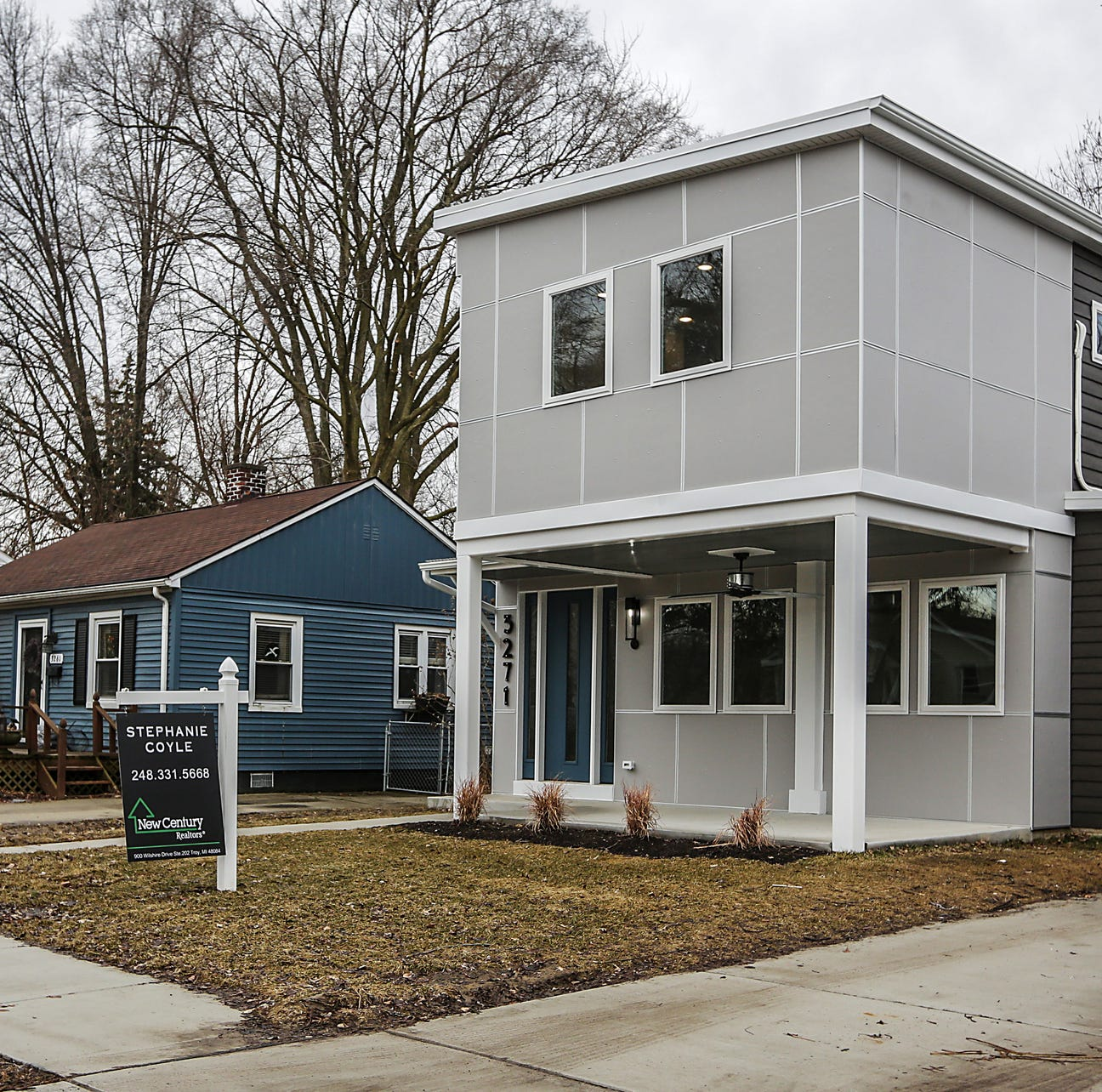 Upscale shipping container house in Ferndale is off the market
