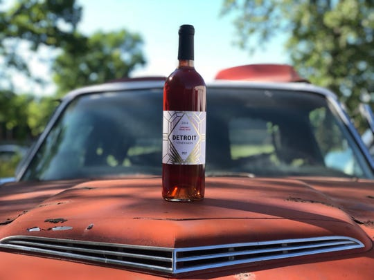 Detroit Vineyards is the first winery to operate in the city of Detroit in at least 60 years.
