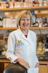 Dr. Eva Feldman, a University of Michigan neurologist, professor and director research for the university's ALS Clinic.