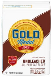 Some Gold Medal unbleached flour has been recalled.