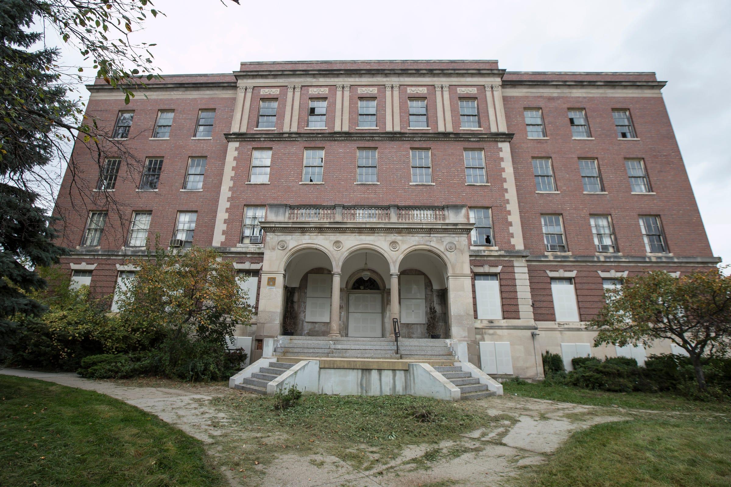 Hush Haunted House in Westland, Michigan