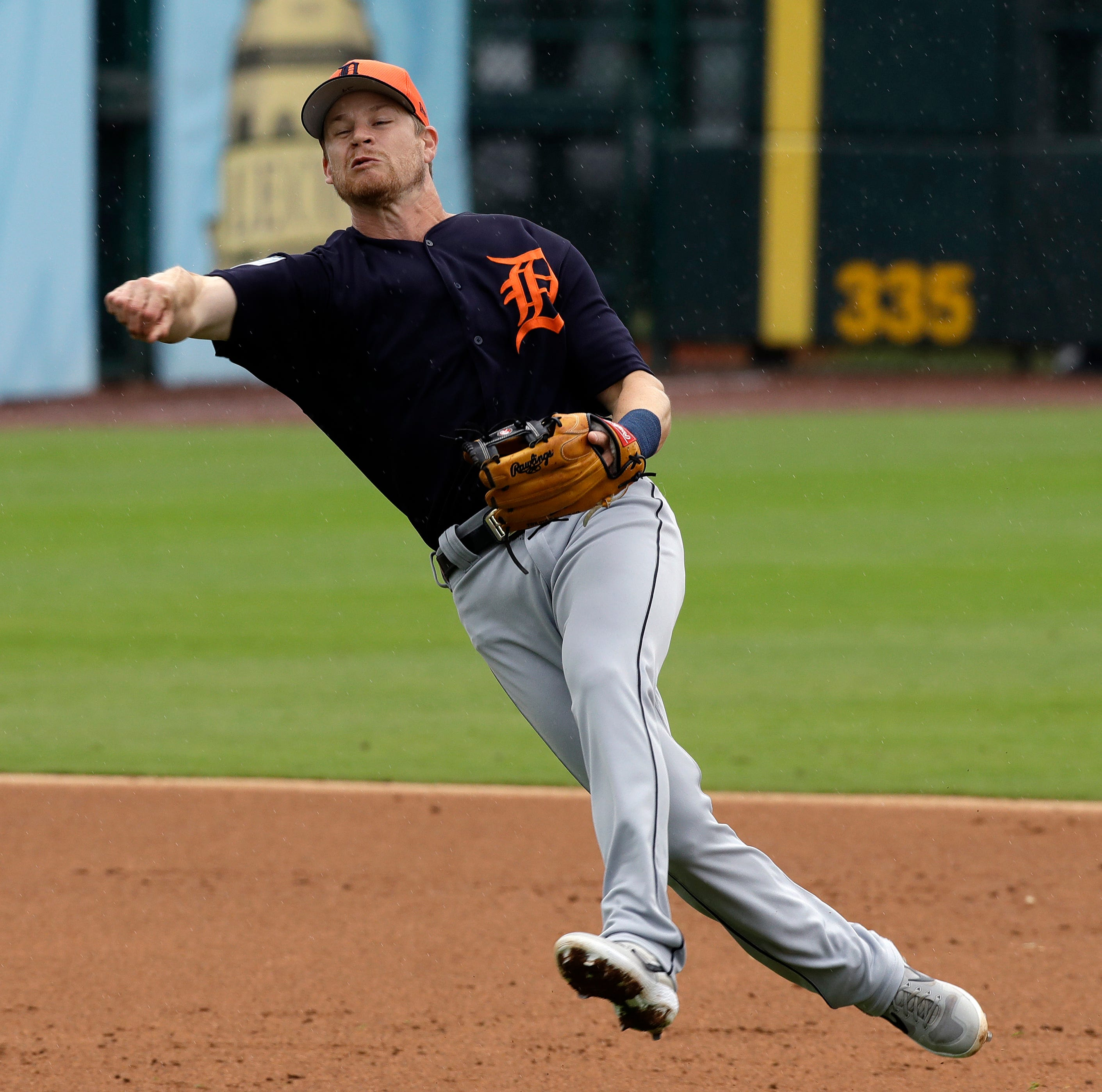 Detroit Tigers' Opening Day roster nearly set as Gordon Beckham makes team