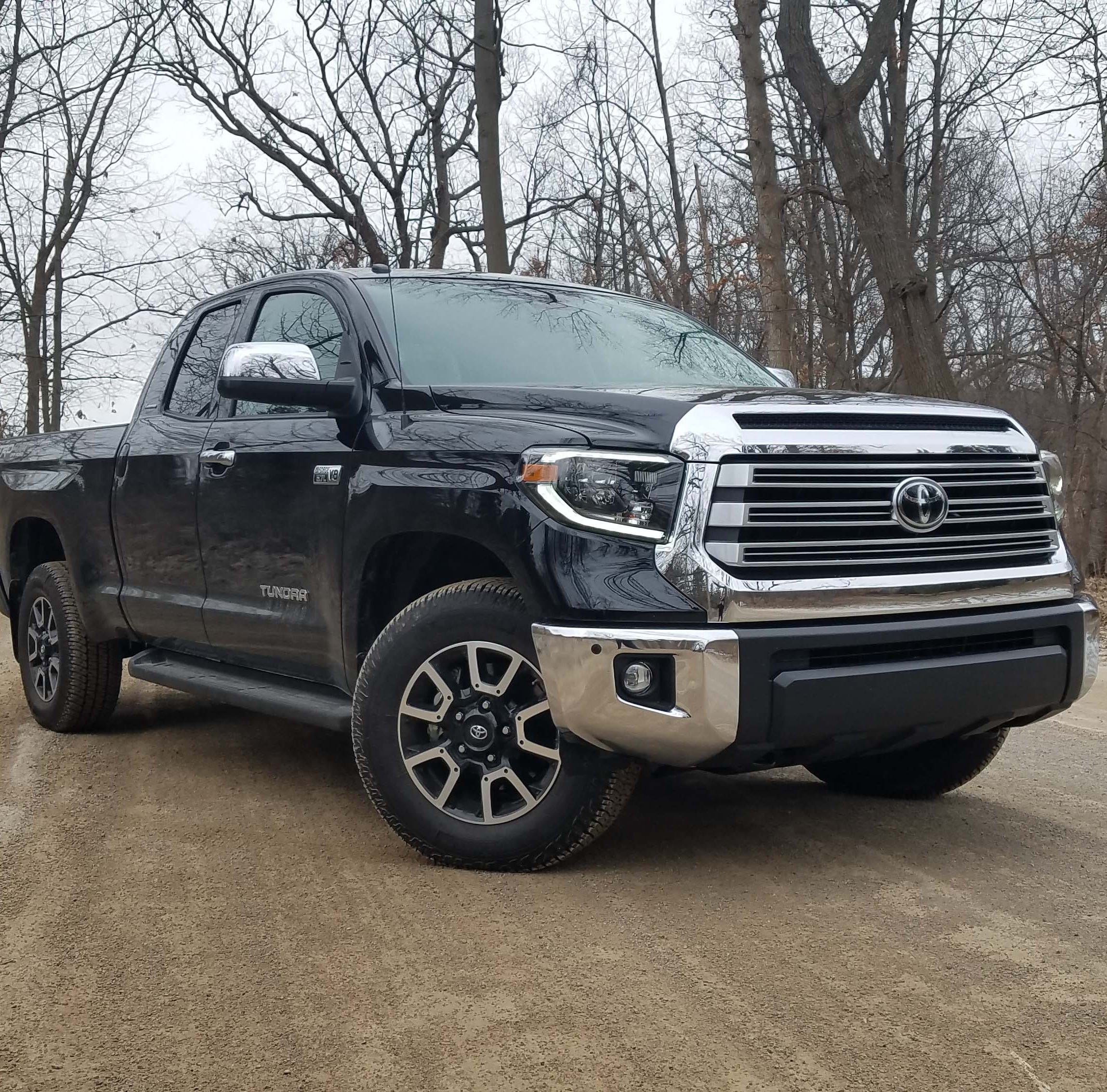 Payne: Tough Toyota Tundra tames the suburban frontier
