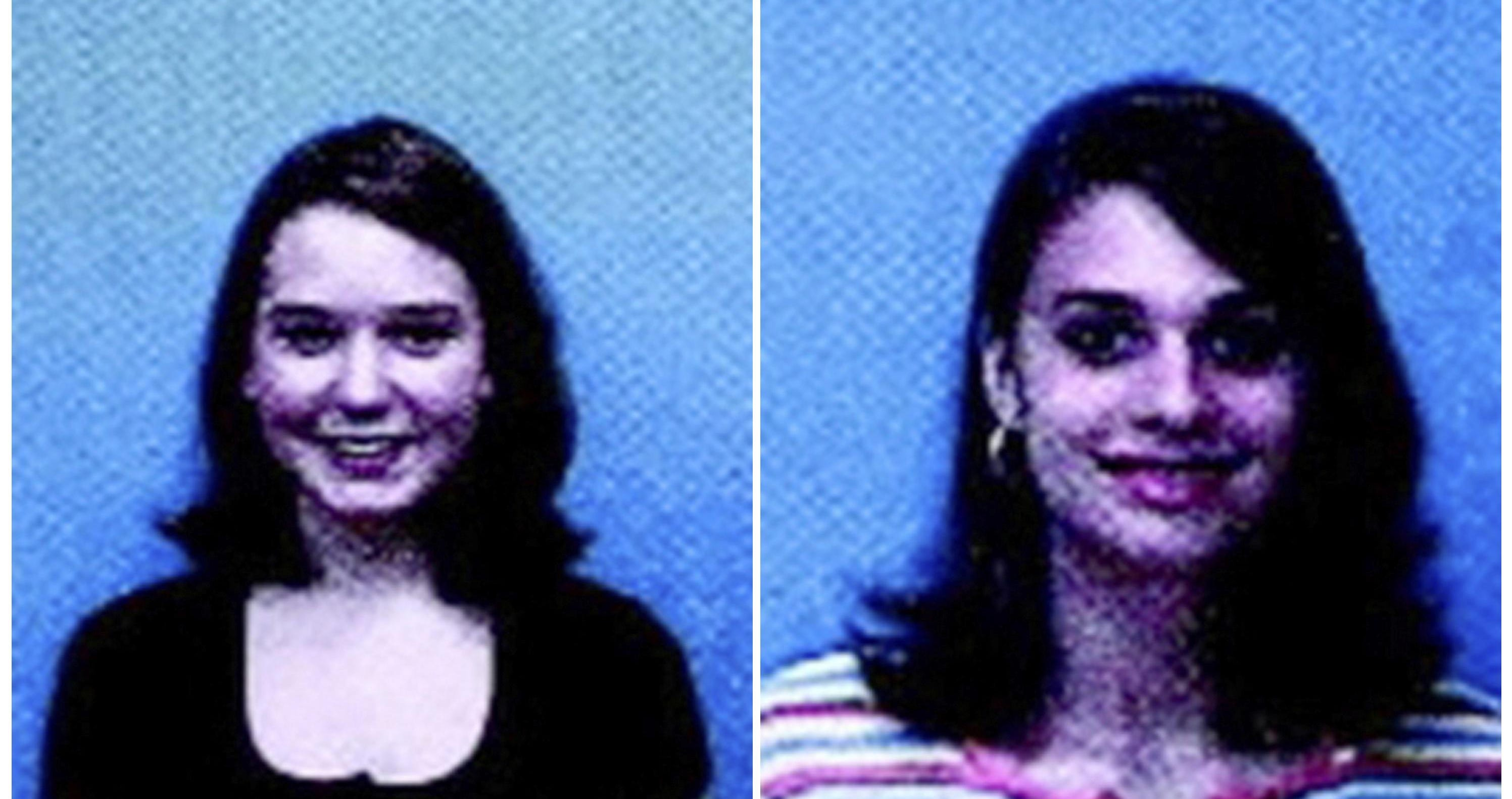 J.B. Beasley, left, and Tracie Hawlett, who were both murdered in July 1999.